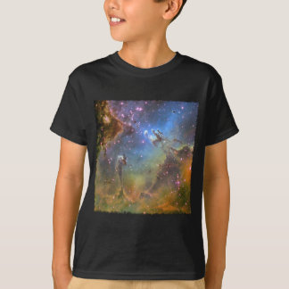 Wide-Field Image of the Eagle Nebula T-Shirt