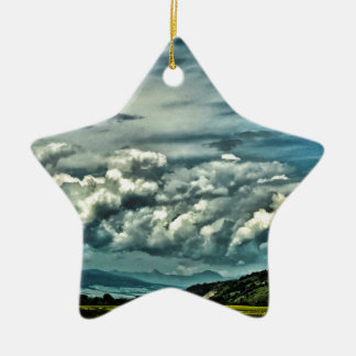Wide Open Space Christmas Ornament