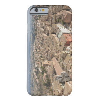 Wide shot of the hill town of Siena, Italy, Barely There iPhone 6 Case
