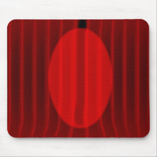 Wide Stage Curtain Spotlight Mouse Mat