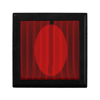 Wide Stage Curtain Spotlight Small Square Gift Box