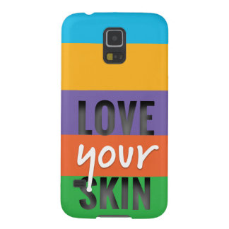 wide stripe -  LOVE YOUR SKIN Galaxy S5 Covers