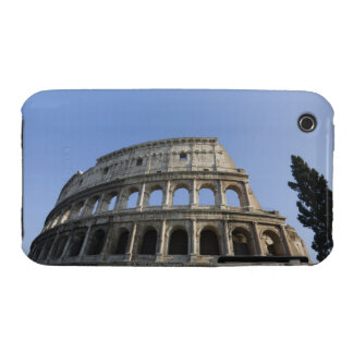 Wide view looking up at the Roman Colosseum with Case-Mate iPhone 3 Cases