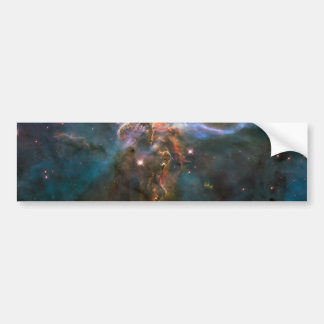 Wide View of Mystic Mountain Bumper Stickers