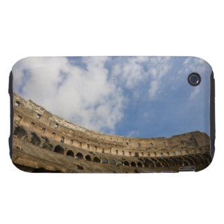 wide view of the interior of the Colosseum iPhone 3 Tough Covers