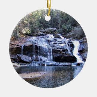 Wide Waterfall Ornaments