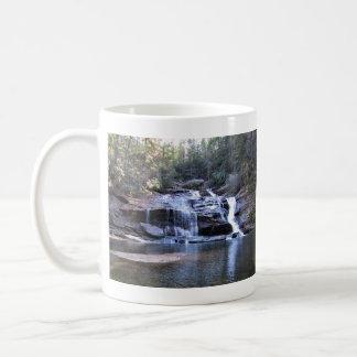 Wide Waterfall Basic White Mug
