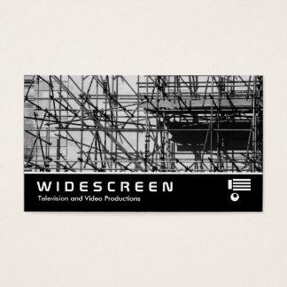 Widescreen 0471 - Scaffolding Business Card