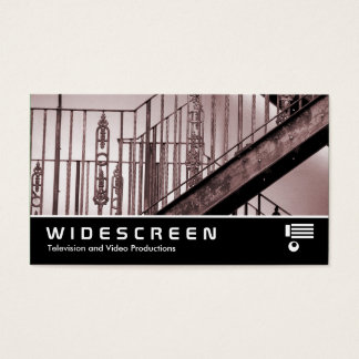 Widescreen 213 - Victorian Fire Escape