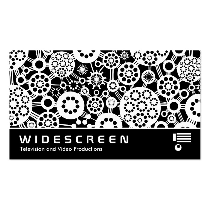 Widescreen 329 - Ecosystem Pack Of Standard Business Cards