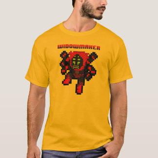 Widowmaker 8-Bit Version 2 T-Shirt