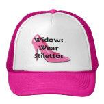 Widows Wear Stilettos Official Logo Cap