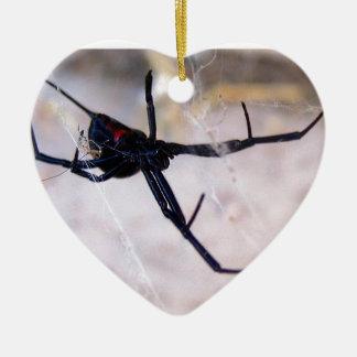 Widow's Web Christmas Ornament