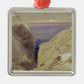 Wied Zurrik, Malta, 10 am, 11th March (w/c, pen, b Christmas Ornament