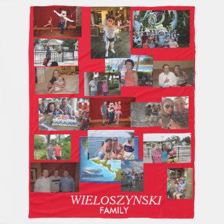 Wieloszynski family blanket