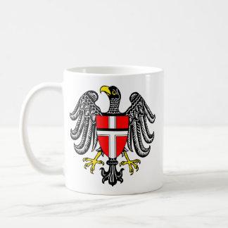 Wien 3, Austria Coffee Mug