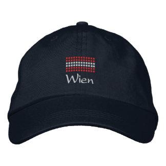 Wien Cap - Austrian Flag Hat Baseball Cap