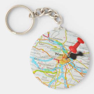 Wien, Vienna, Austria Key Ring