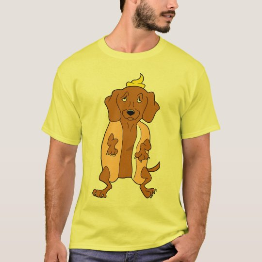 Wiener Dog Dachshund T-Shirt