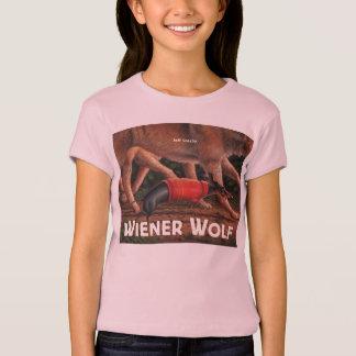 Wiener Wolf Kid's Shirt