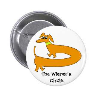 Wieners Circle 6 Cm Round Badge