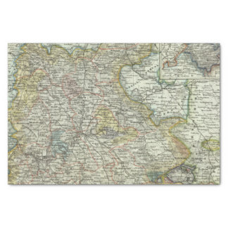 Wiesbaden and Frankfurt Germany Tissue Paper