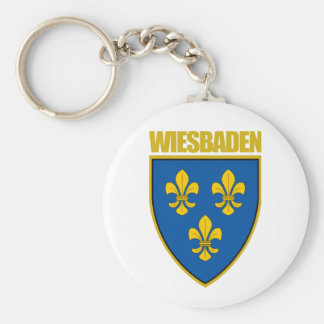 Wiesbaden Key Ring