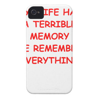WIFE iPhone 4 CASE