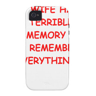 WIFE Case-Mate iPhone 4 COVERS