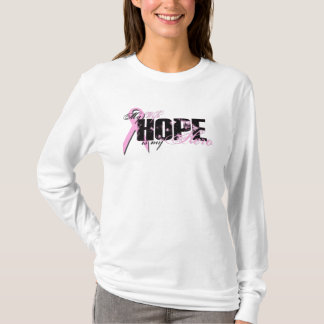 Wife My Hero - Breast Cancer Hope T-Shirt
