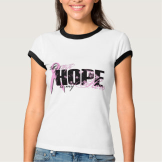 Wife My Hero - Breast Cancer Hope Tees