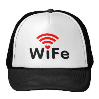 Wife Wifi Cap