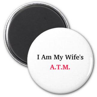 wifes fridge magnet