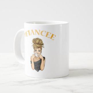 #Wifey / #Fiance Mugs
