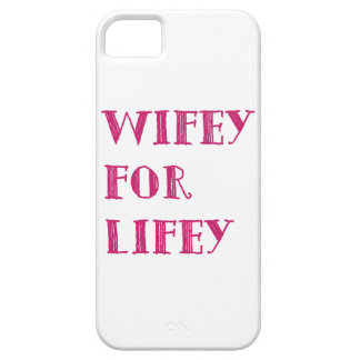 Wifey iPhone case