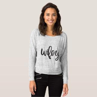 Wifey | Long sleeve t-shirt