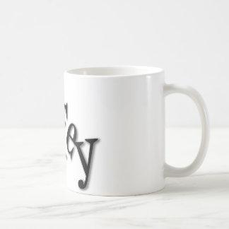 Wifey With Funky Red Heart Coffee Mug
