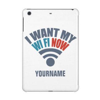 WiFi custom device cases