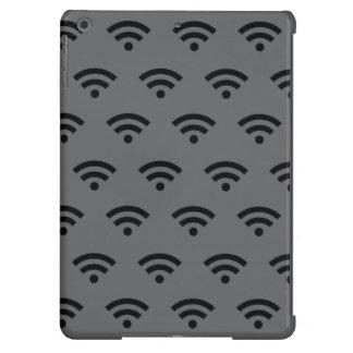 Wifi grey iPad air cases