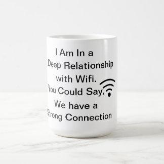 Wifi Love 2 Coffee Mug