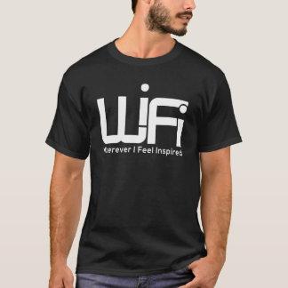 """""""WiFi T-shirt"""" T-Shirt"""