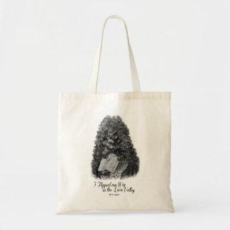 Wig Budget Tote Bag