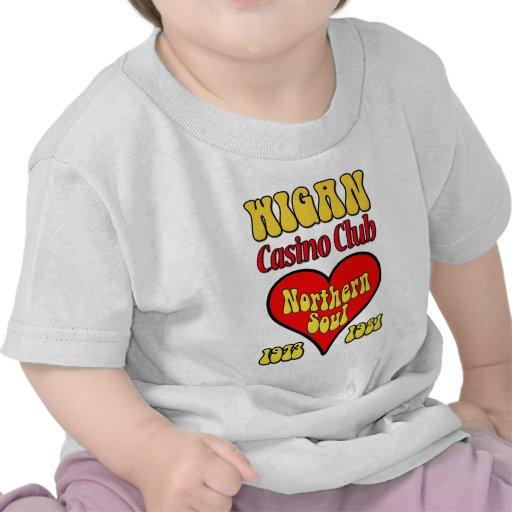 Wigan Casino Club Northern Soul Tshirts