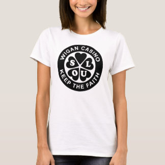 Wigan Casino Keep The Faith T-Shirt