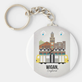 Wigan Key Ring