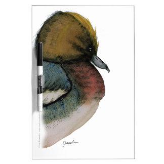 wigeon duck, tony fernandes Dry-Erase board