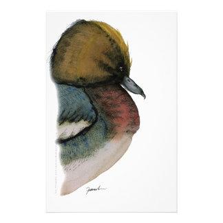wigeon duck, tony fernandes stationery