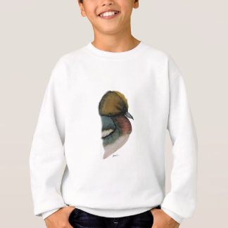 wigeon duck, tony fernandes sweatshirt