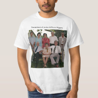 Wiggins Family Reunion ... T-shirt