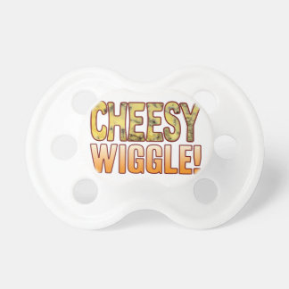 Wiggle Blue Cheesy Baby Pacifier